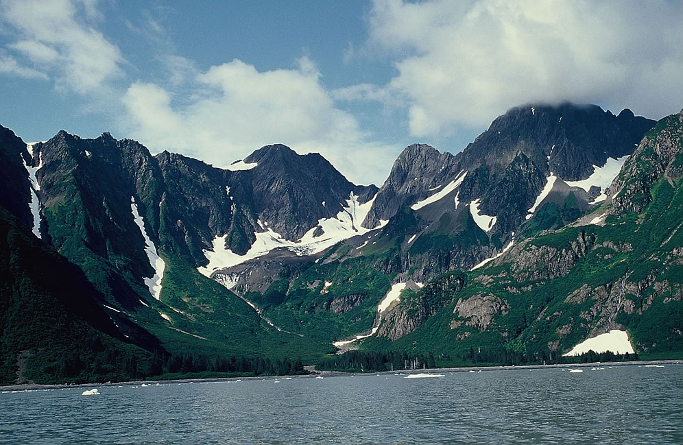GlacierGreenMountains
