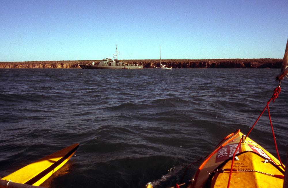 K2PatrolBoat