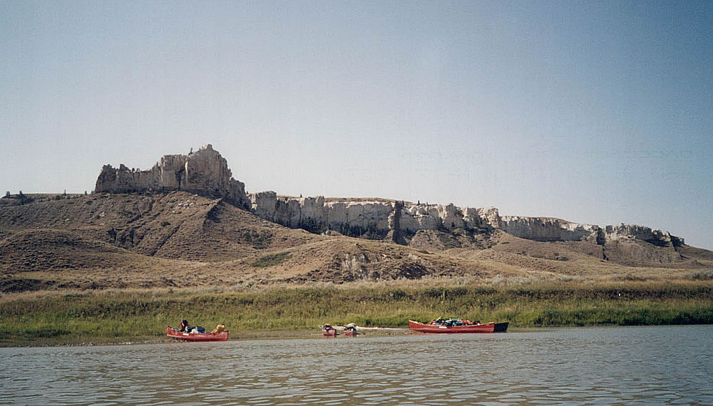 Missouri River Expedition (Part 1) – Canoeing, Kayaking & Other